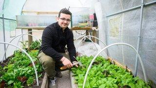 Davide, le jardinier loclois qui sème des vidéos