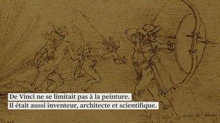 Léonard de Vinci: 500 ans de génie