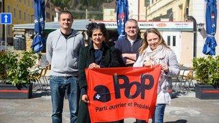 Le POP neuchâtelois lance quatre candidats à Berne