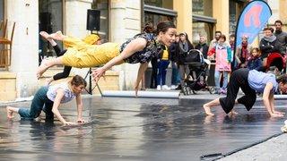Canton de Neuchâtel: une fréquentation record pour la Fête de la danse