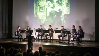 De jeunes musiciens neuchâtelois redonnent vie à Nosferatu
