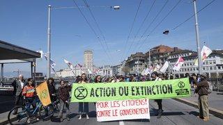 Elections fédérales: l'effet climat pourrait faire perdre des sièges au camp bourgeois et à l'UDC