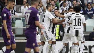 Football – Championnat d'Italie: un huitième titre consécutif pour la Juventus