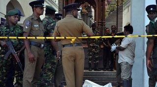 Attentats au Sri Lanka: un mouvement islamiste local est à l'origine des attaques