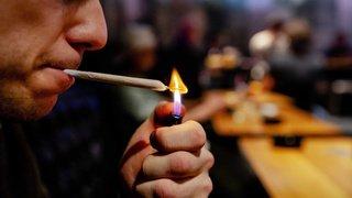En 2045, un Suisse sur deux aura fumé du cannabis au moins une fois selon une étude