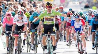 Tour de Romandie: championnat de Slovénie en terre neuchâteloise