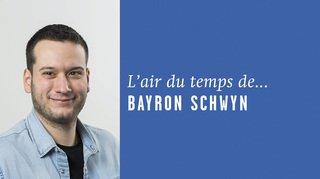 «Têtes de vainqueur», l'air du temps de Bayron Schwyn