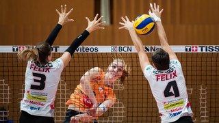 Les filles du NUC sont championnes de Suisse!