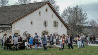 Pâques au Musée Paysan de La Chaux-de-Fonds