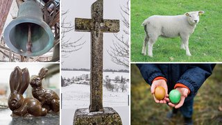 Œufs, lapins, agneaux: décryptage des symboles de Pâques
