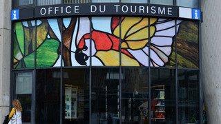 La Chaux-de-Fonds s'habille de ses plus belles images avant l'arrivée du Tour de Romandie