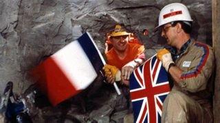 Le tunnel sous la Manche inauguré le 6mai 1994