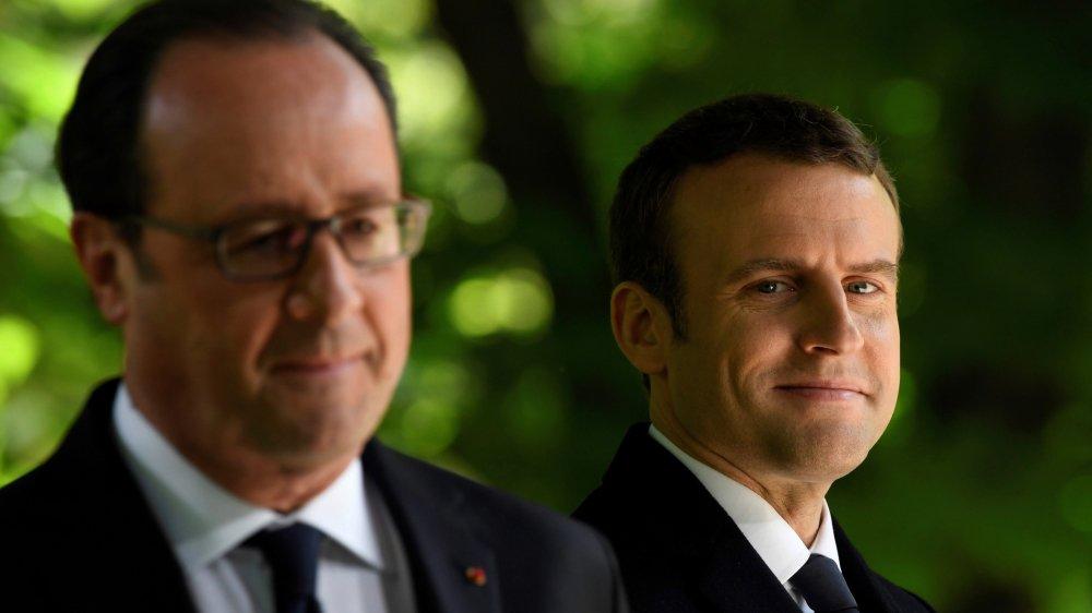 Les deux derniers présidents français, François Hollande et Emmanuel Macron sont issus de l'ENA. Le second compte briser ce cercle élitiste.