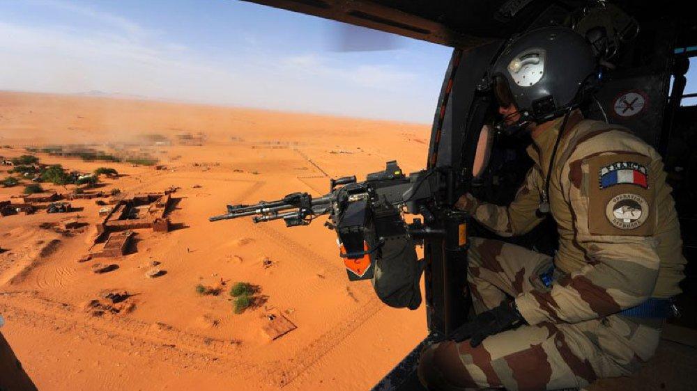 Avec l'opération Barkhane la France compte 4500 hommes déployés au Sahel.