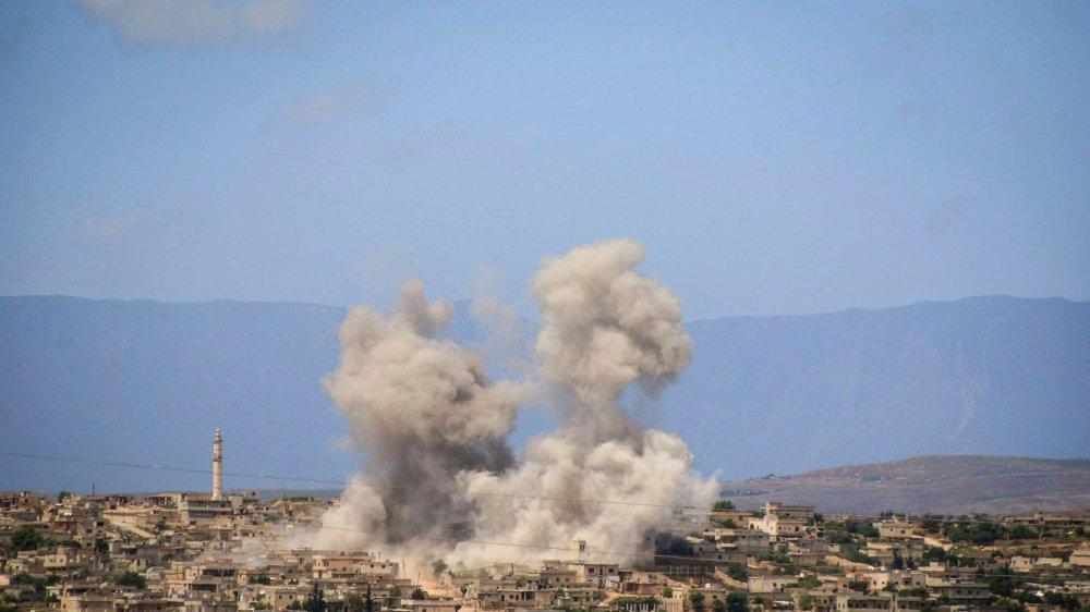 Damas et Moscou à l'assaut de l'ultime bastion rebelle