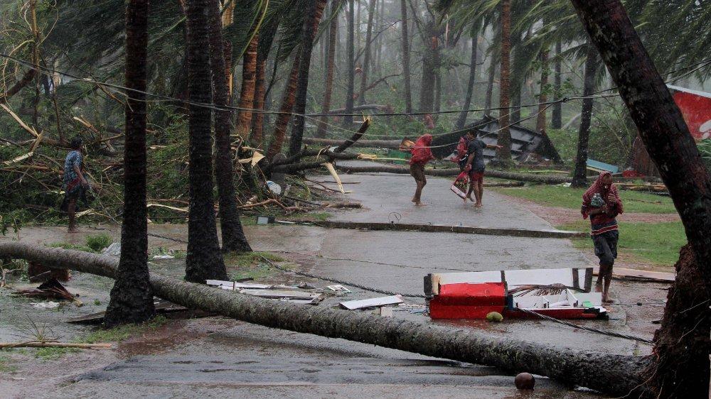 L'ouragan Fani, le plus puissant depuis 20 ans en Inde, a balayé le pays la semaine passée. La catastrophe humanitaire a été évitée.