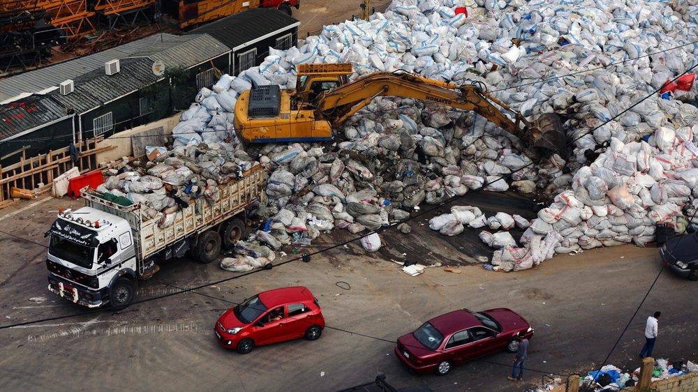 Au Liban, une nouvelle crise des déchets menace