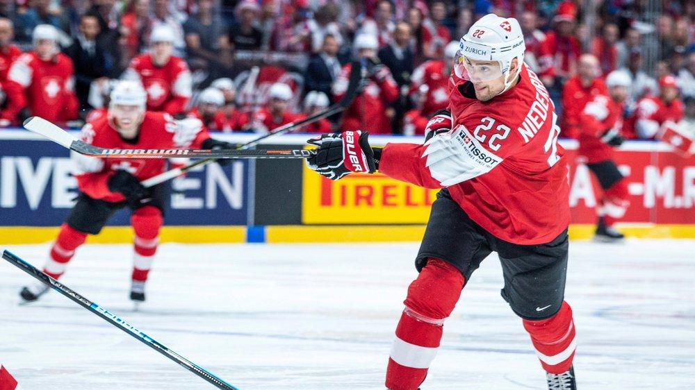 Nino Niederreiter et ses coéquipiers réussiront-ils le même coup que l'an dernier en sortant le Canada?