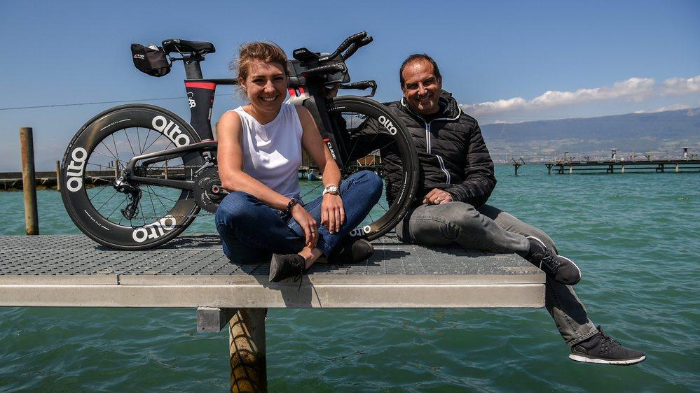 """""""Rendez-vous"""" entre Joanna Ryter et Richard Chassot à Estavayer-le-Lac ce jeudi 16 mai."""