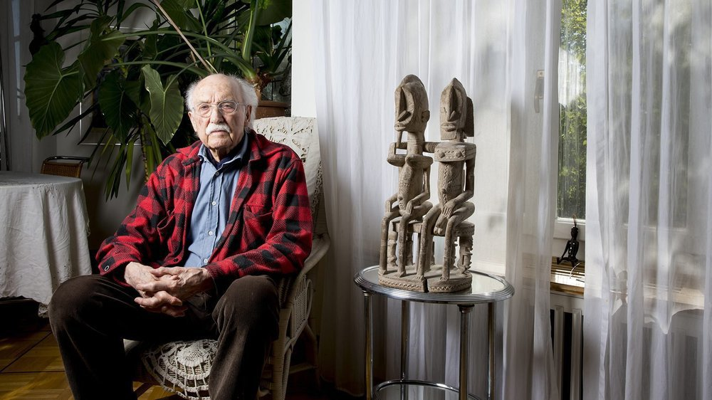 Alain-G. Tschumi est récompensé pour l'ensemble de sa carrière et pour la vision de l'architecture qu'il a su véhiculer.