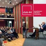 """Vernissage du livre """"Club 44"""""""