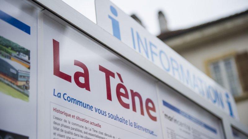 Le coefficient fiscal de La Tène est actuellement de 72.