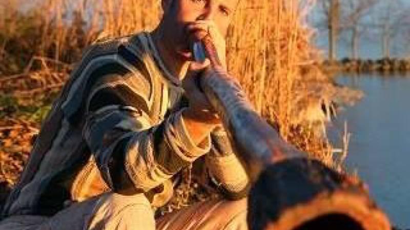 Au son des aborigènes - concert de Didgeridoo