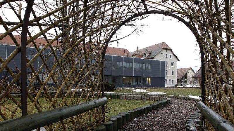 L'ancien foyer pour jeunes délinquants de Prêles, ici en 2012.