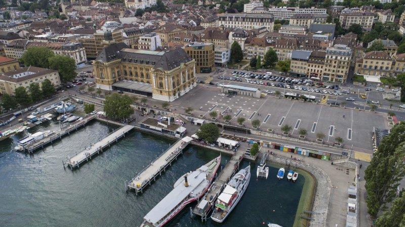 Des comptes 2018 à l'équilibre pour la Ville de Neuchâtel