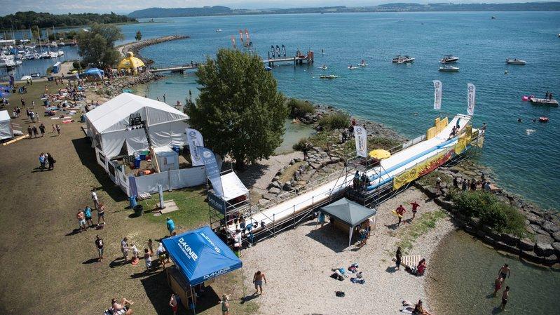 Le festival Watt Air Jump, à Saint-Blaise, veut miser davantage sur la musique.
