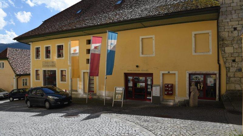 Le Centre de culture et de loisirs à Saint-Imier.