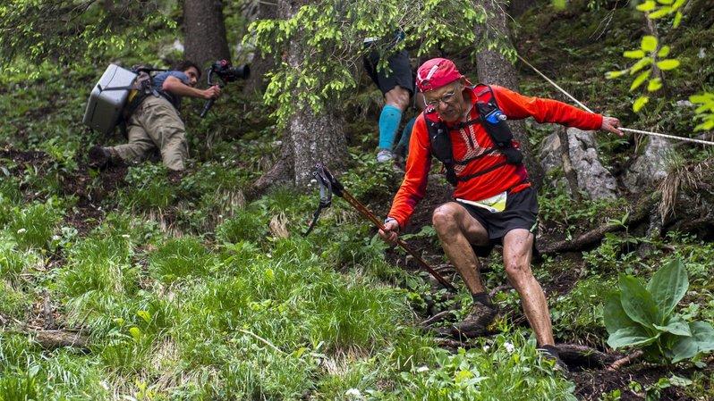 Le Swiss Canyon Trail, une course entre gorges et sommets, entre Couvet et Sainte-Croix.