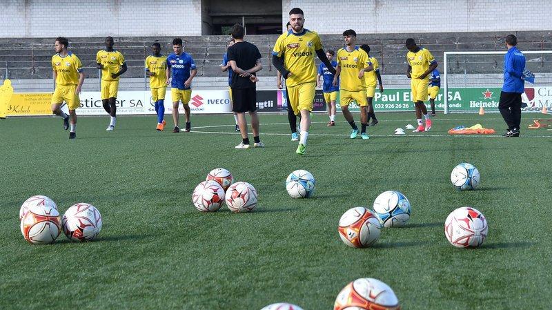 Michaël Licciardi entraînera le FC La Chaux-de-Fonds la saison prochaine