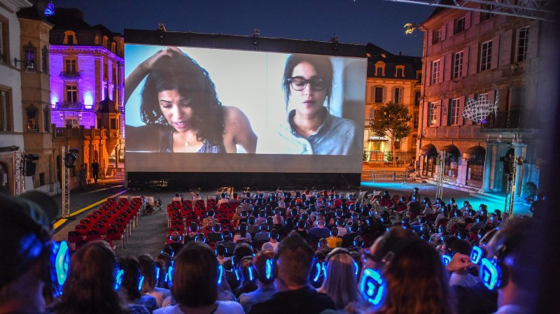 Le Festival du film fantastique de Neuchâtel, ce sera du 5 au 13 juillet. Et pas seulement sur la place des Halles.