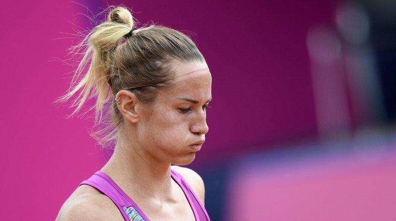 Conny Perrin n'ira pas dans le tableau principal de Roland-Garros