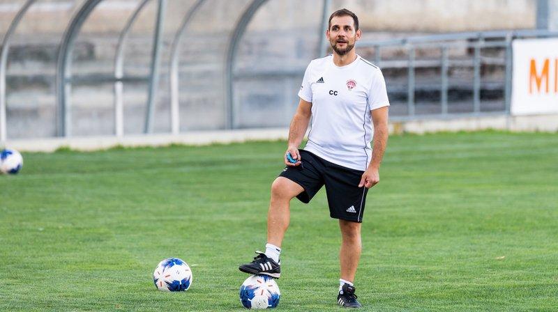 Christophe Caschili rejoindra le FC Vevey la saison prochaine.