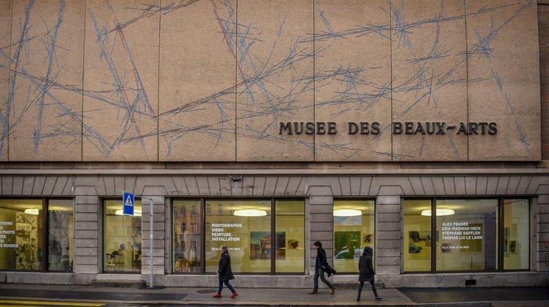 """""""Pour éviter de subir le sort d'autres institutions locloises"""", la Société des Beaux-Arts et du Musée s'engage activement pour sa préservation."""
