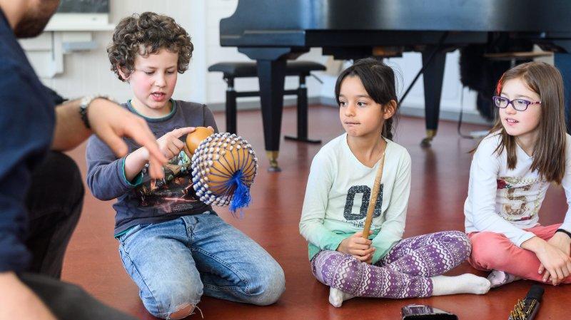 Plus de 9000 signatures pour le maintien du Collège musical à La Chaux-de-Fonds