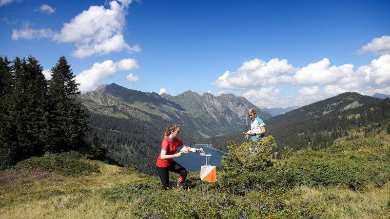 Swiss O Week 2019 Gstaad