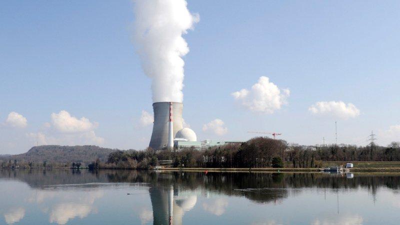 Argovie: la centrale nucléaire de Leibstadt s'est à nouveau arrêtée automatiquement