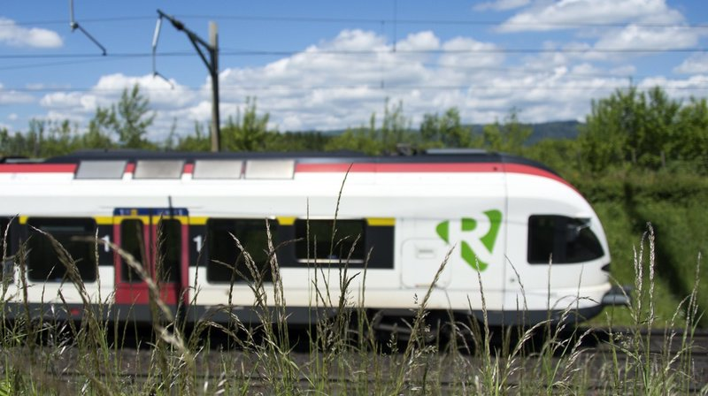 Les transports publics régionaux suisses ont fait des efforts en matière de propreté en 2018. (Illustration)