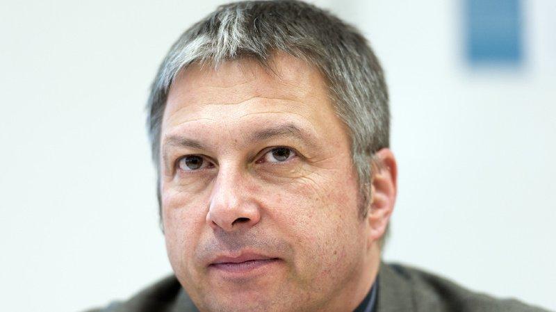 L'ancien ministre jurassien a démissionné avec effet immédiat du PDC Jura.