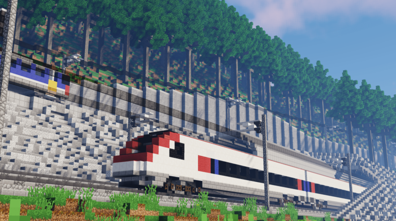 Au cours des 10 années d'existence du jeu vidéo Minecraft, des joueurs ont créé des constructions rattachées à la Suisse, à l'image d'un train InterCity des CFF.