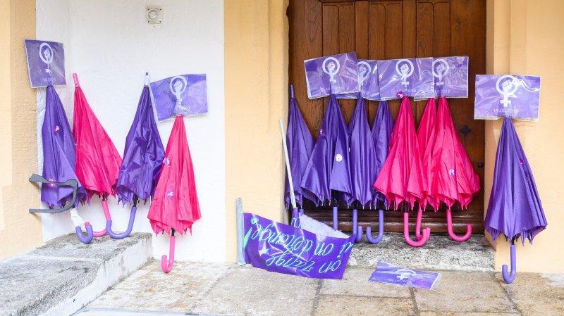Tolérance du Conseil d'Etat neuchâtelois vis-à-vis de la grève des femmes le 14juin