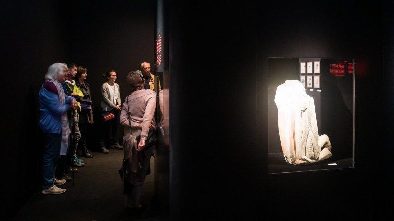 La Nuit des musées au Laténium. Photo: Lucas Vuitel.