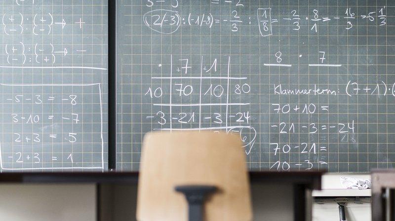 Education: seuls 2 élèves suisses sur 3 possèdent les compétences de base en maths