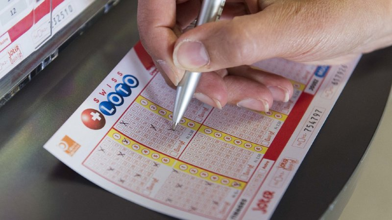 Loterie: un ticket gagnant à 4,5 millions au Swiss Loto