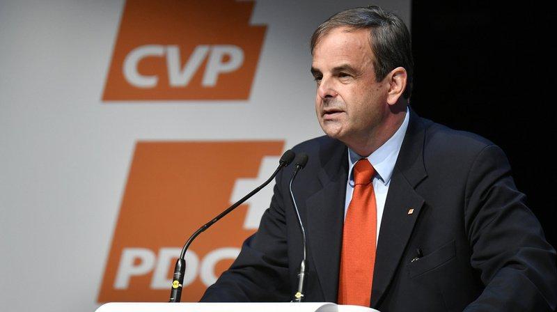 AVS: le président du PDC Gerhard Pfister met en garde contre des réformes trop ambitieuses