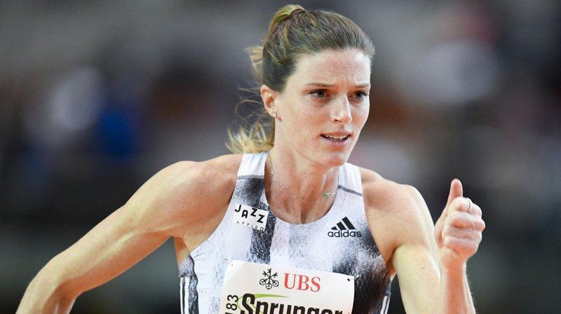 Athlétisme: les relayeuses suisses terminent seulement 7e du 4 x 400 m