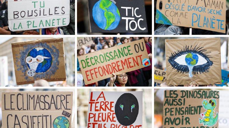 Le mouvement pour le climat ne faiblit pas. La grève s'étendra à l'échelle planétaire ce vendredi.